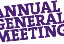 Annual General Meeting – 15th March