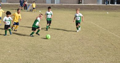 Under 7 Clinic, Registration and training